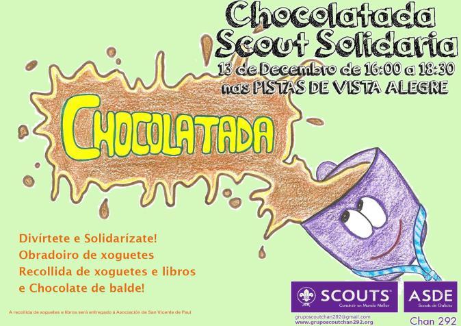 Chocolatada2014