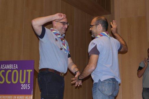 Pablo Álvarez, novo Coordinador de Voluntariado e Formación